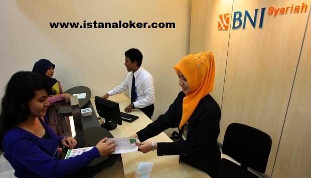 Penerimaan ODP Bank BNI Syariah Via Job Fair Palembang, Depok, Surabaya