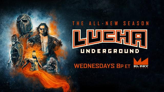 Lucha Underground S04E05 - Áldozat - Összefoglaló