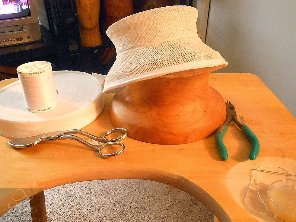 Hatstruck Couture Millinery: Oh No! Not Another Post on