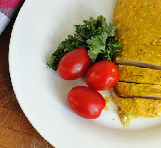 Honey Curry Chicken Recipe