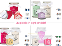 Logo Partecipa gratis e vinci kit regalo JewelCandle