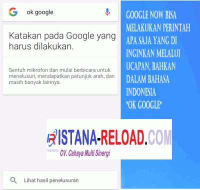 10 Macam Perintah Untuk Google Now Yang Cerdas