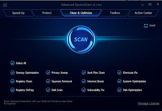 ASC, Advanced SystemCare, Advanced SystemCare, utilities, software, asc pro, advanced systemcare pro, activator asc pro