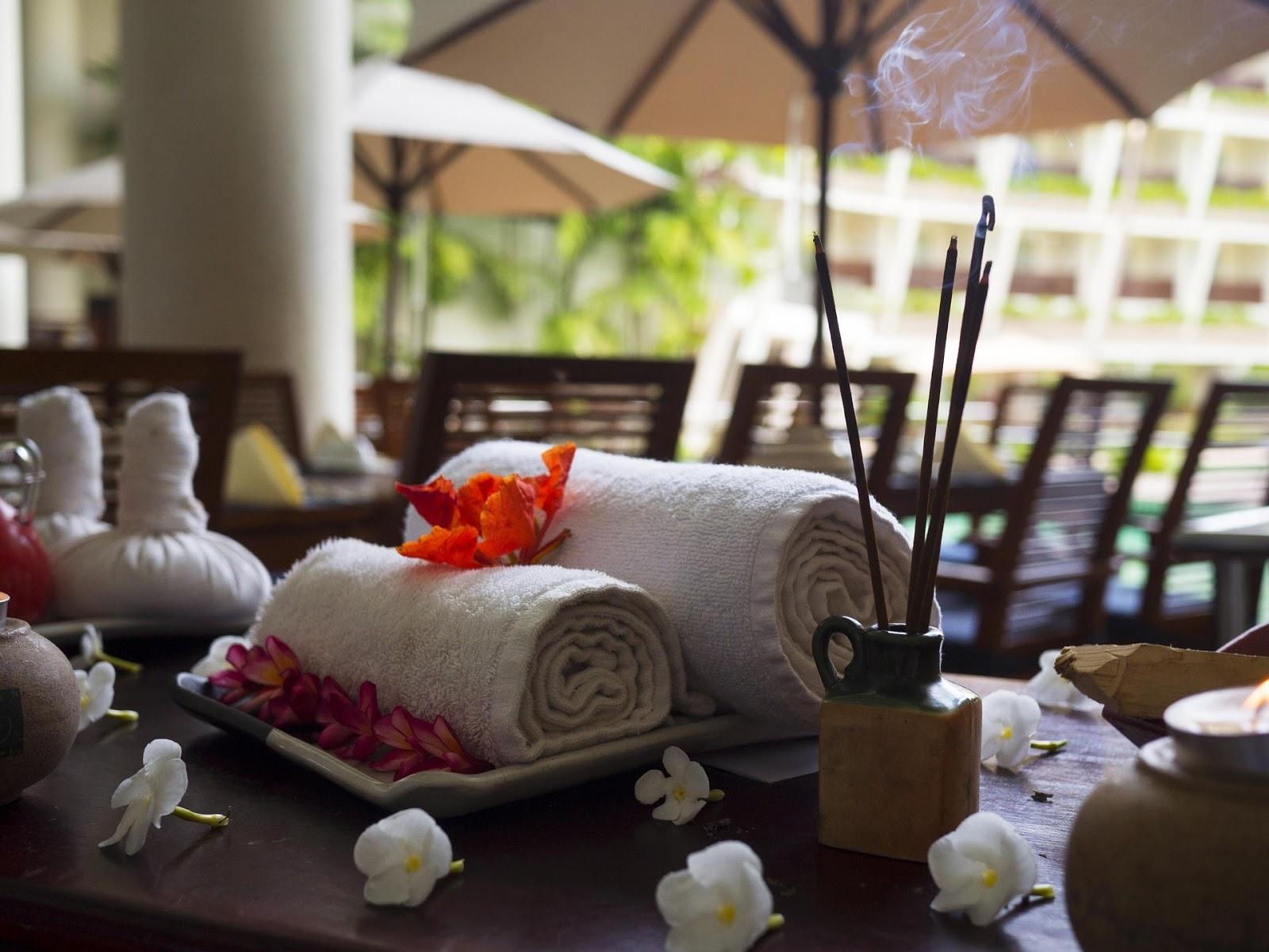 masaje, terapeutico, relajación Yoga