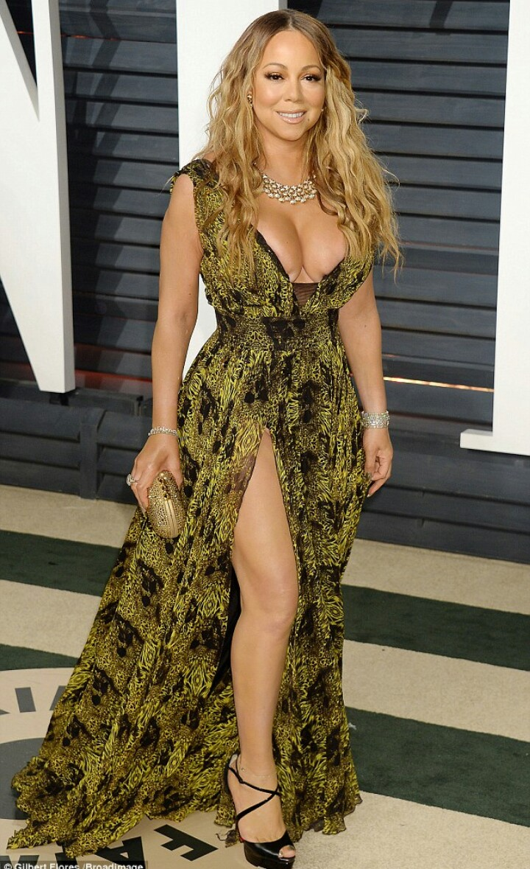 Mariah carey sexy boobs
