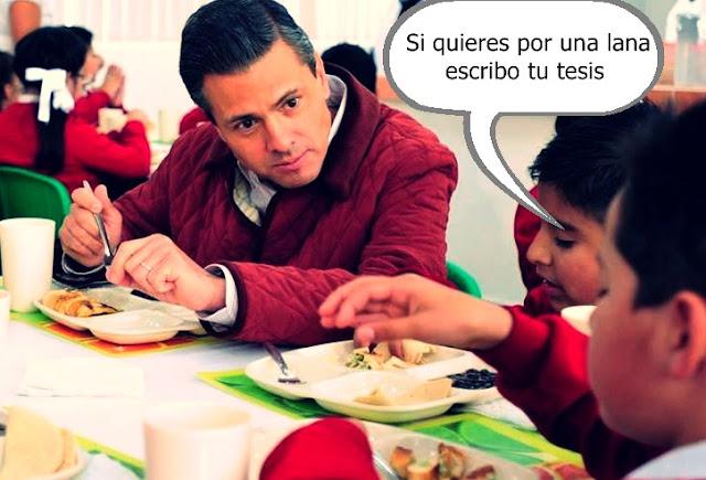 Escuela Pe%25C3%25B1a Nieto tesis acusan a peña nieto de plagiar parte de su tesis profesional