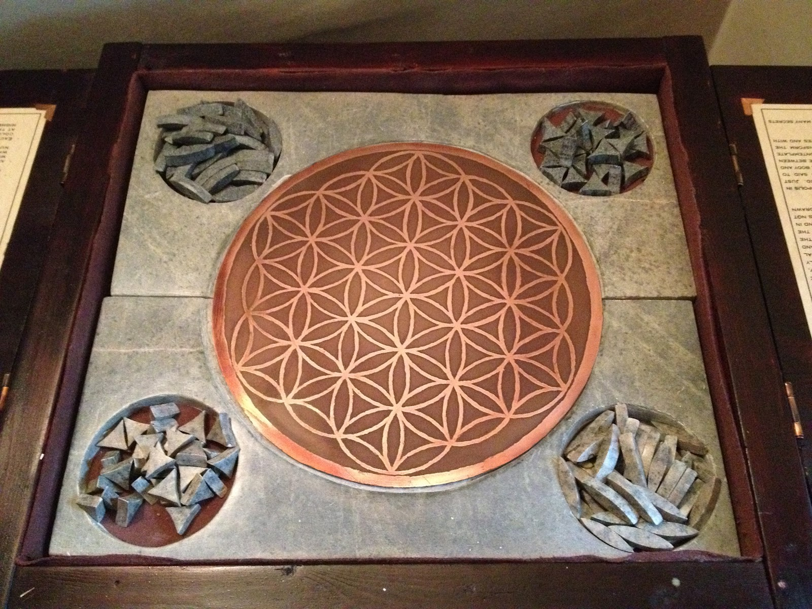 Flower Of Life Game