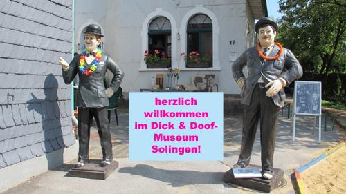 dick und doof museum