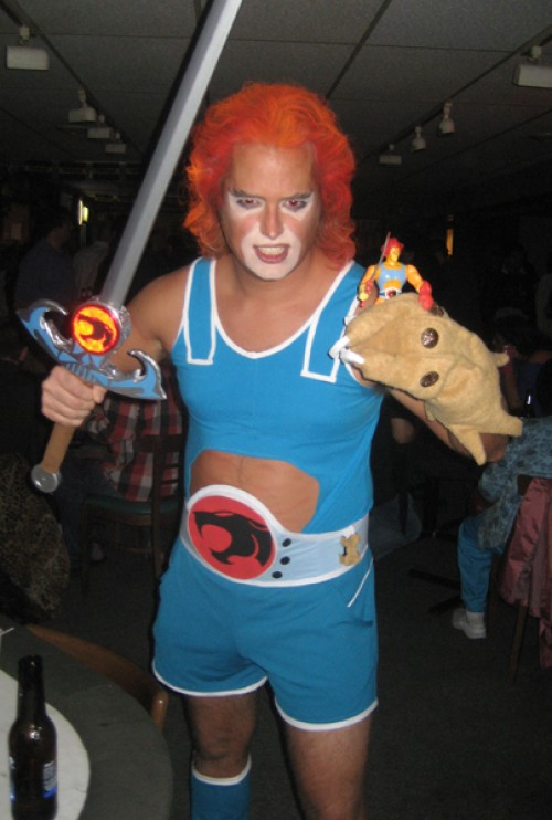 paris hilton 2011 Awesome and Funny Thundercats Cosplay
