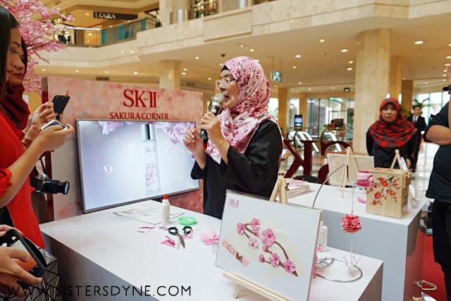 SK-II Sakura Party