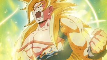 Akira Toriyama revela el diseño Original del Super Saiyajin 3