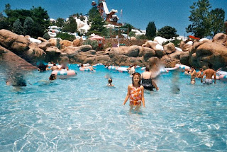 Blizzard Beach Wave Pool