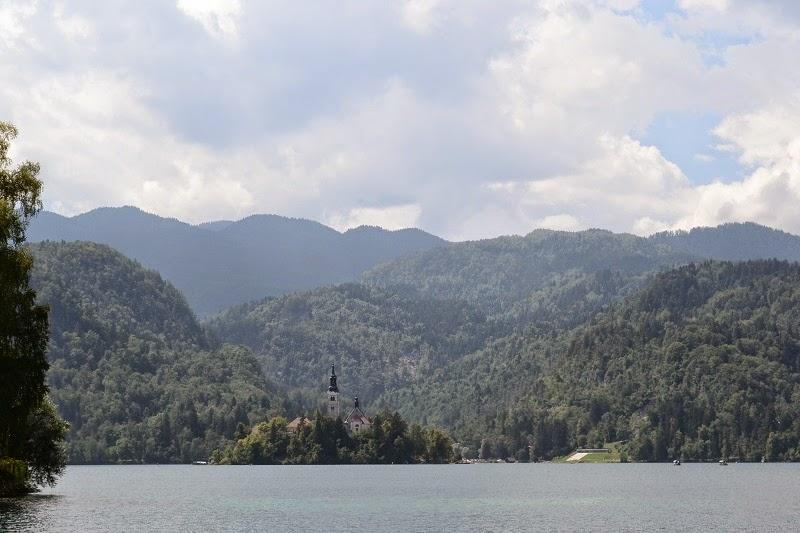 Bled, Slovénie, voyage, Europe