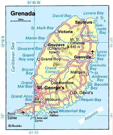 Granada | Mapas Geográficos de Granada
