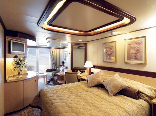 interior bedroom and dining room queen elizabeth ship  Home Business and Lighting Designs