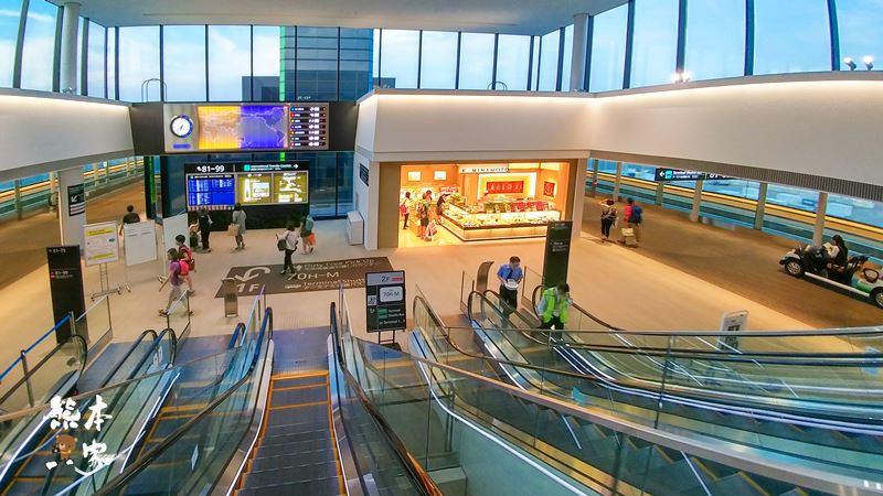入境日本成田機場後注意事項|機場美食街、免稅商店、交通票券、機場樓層介紹