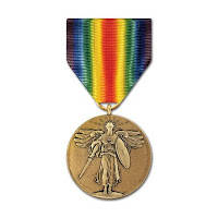 THE WORLD WAR I VICTORY MEDAL