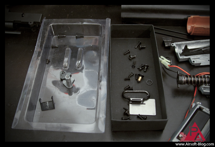 Pyramyd Airsoft Blog: Gameface Classic Army AK47 AEG - Takin' a Look