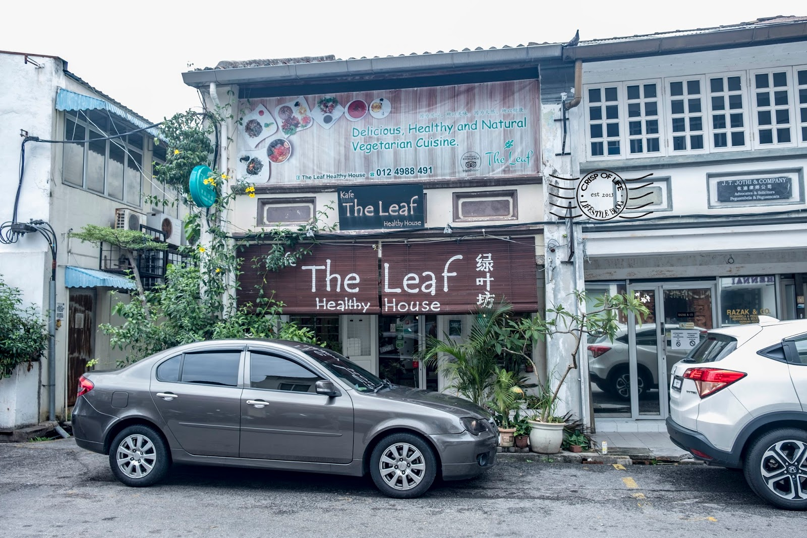 The Leaf Healthy House @ Lebuh Penang, Georgetown, Penang