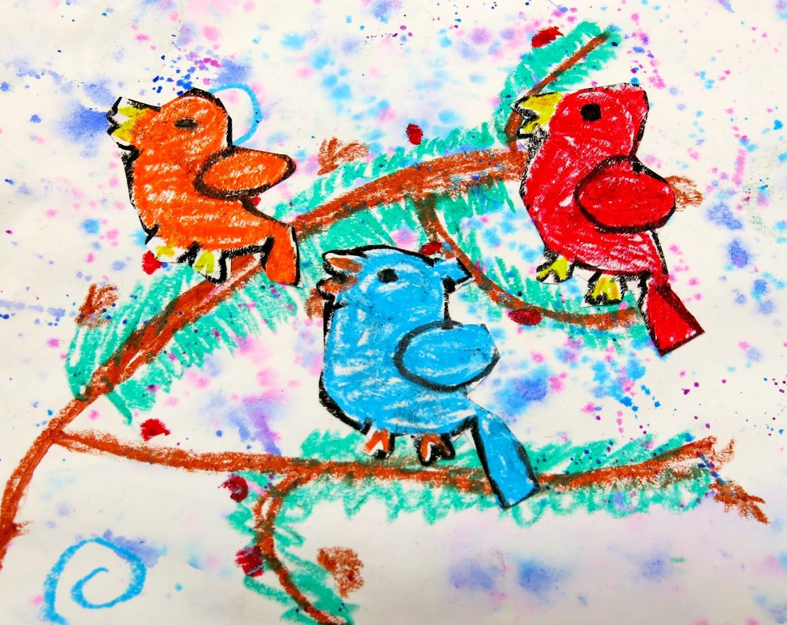 Cassie Stephens Elementary Art Lessons