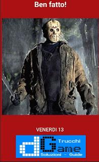 Soluzioni Quiz Horror Movie livello 23