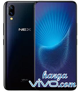 vivo nex s - daftar hp vivo under display