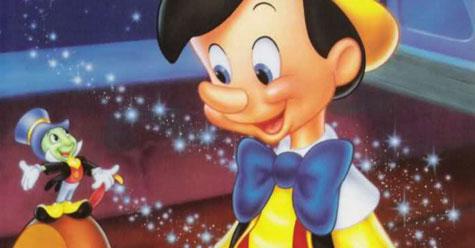Libro versus Película. Pinocho, Carlo Collodi y Walt Disney - Cine de Escritor
