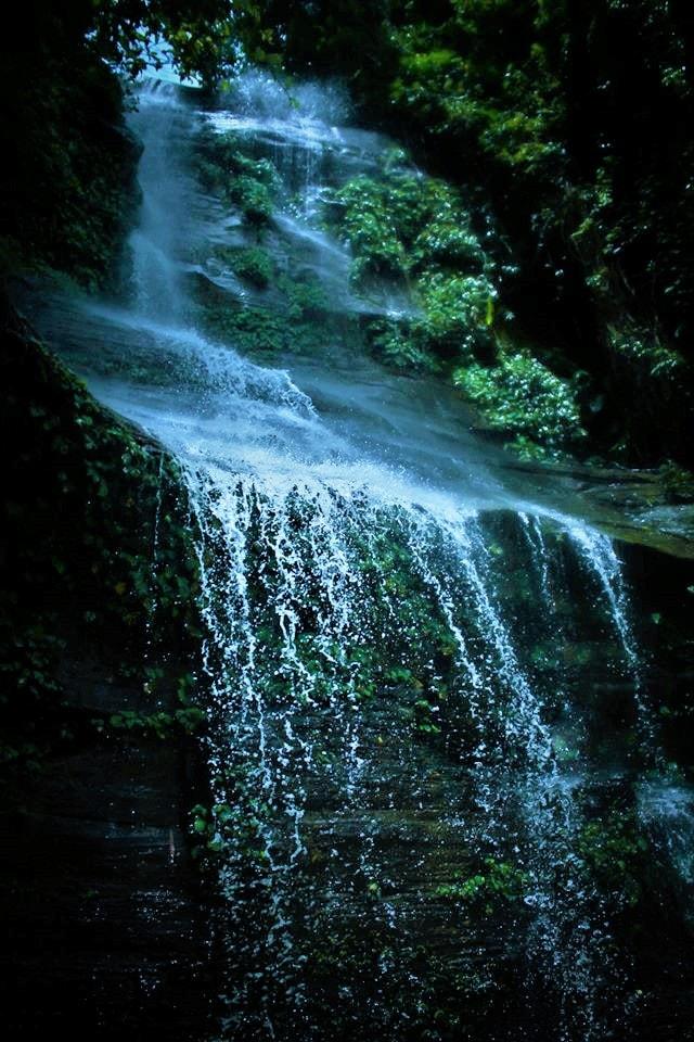 Hazachara fountain