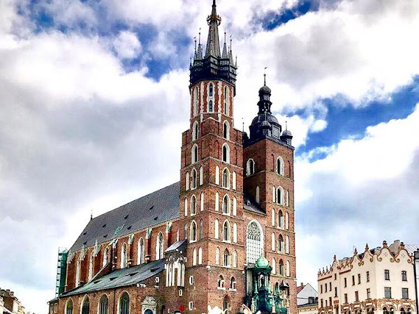 A WEEKEND IN KRAKOW