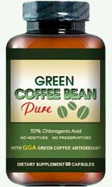 zoldbab green coffe bean