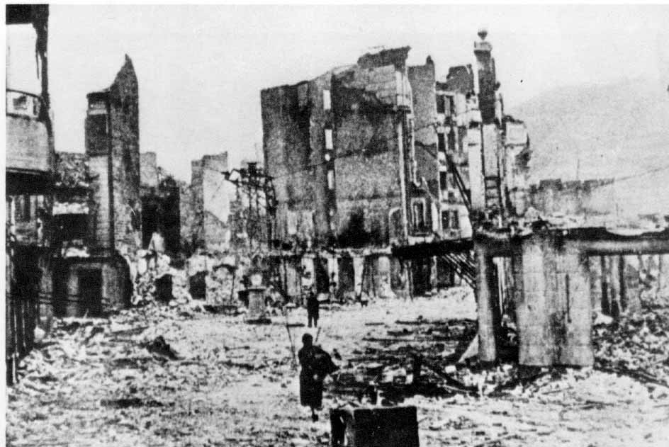 guernicas history essay Historical context guernica is a town in the province of biscay in basque country during the spanish civil war, it was regarded as the northern bastion of the republican resistance movement and the epicenter of basque culture, adding to its significance as a target.