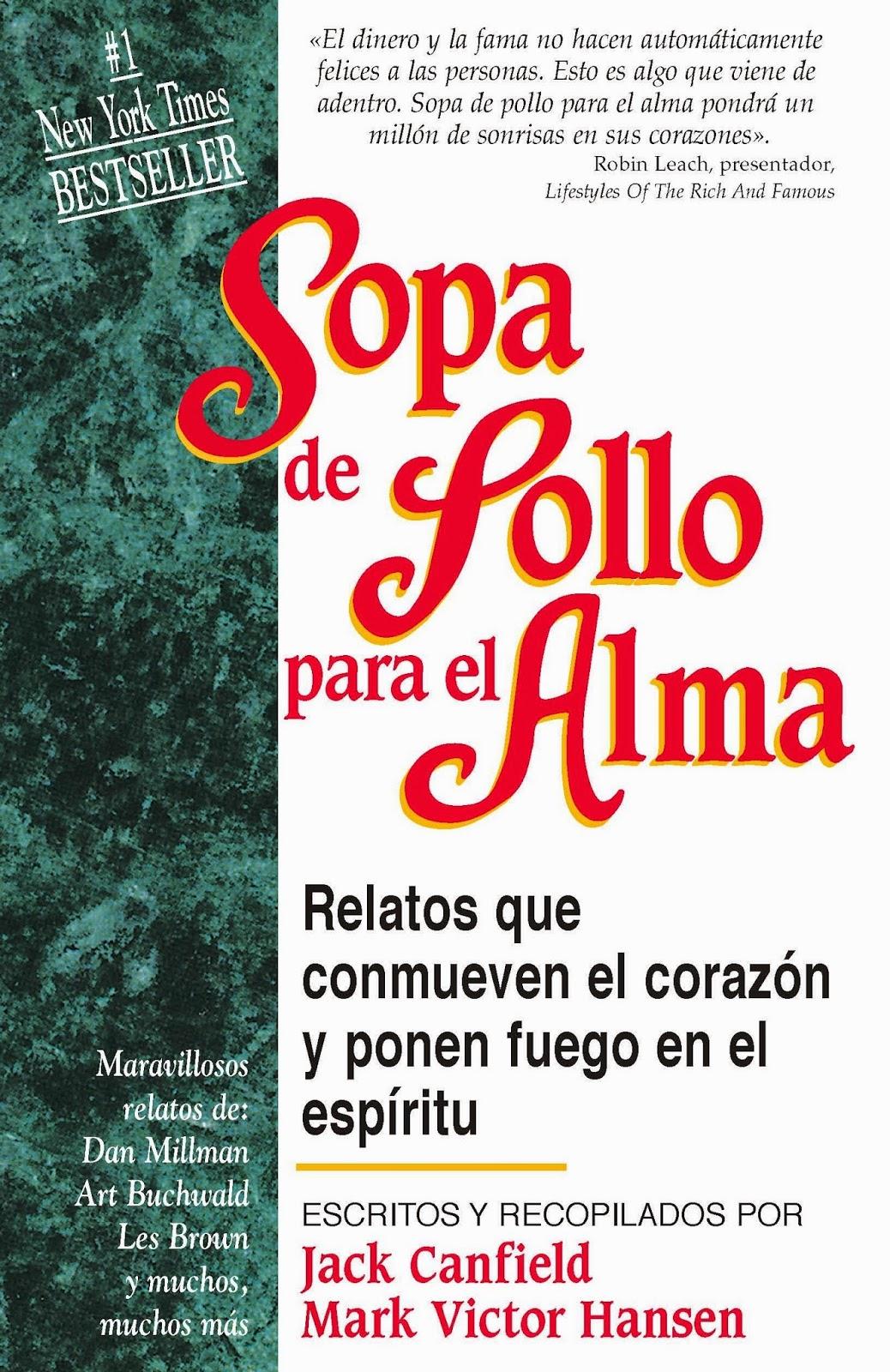 Resultado de imagen para SOPA DE POLLO PARA EL ALMA