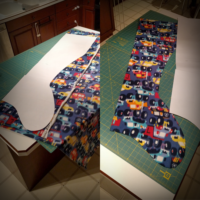 If you're using a directional print for the mermaid blanket sewing pattern, buy extra yardage.