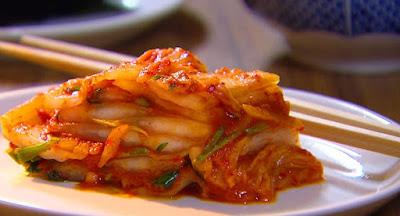 Kimchi yakni salah satu kuliner ala korea yang enak Resep Kimchi Masakan Korea Sehat