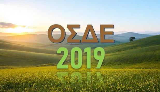 Καθυστερήσεις στην οριστικοποίηση δηλώσεων ΟΣΔΕ 2019 - Στο 20% στη Λάρισα