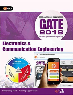 Download Free GATE Guide Electronics & Communication Engineering 2018 Book PDF