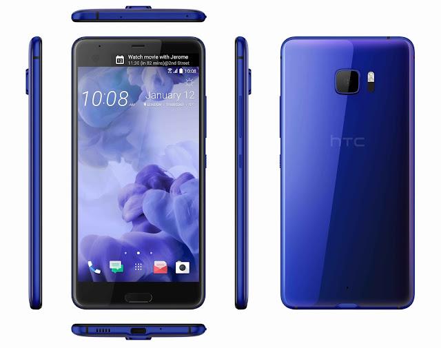 سعر ومواصفات HTC U Ultra المصنوع من الزجاج بالصور والفيديو