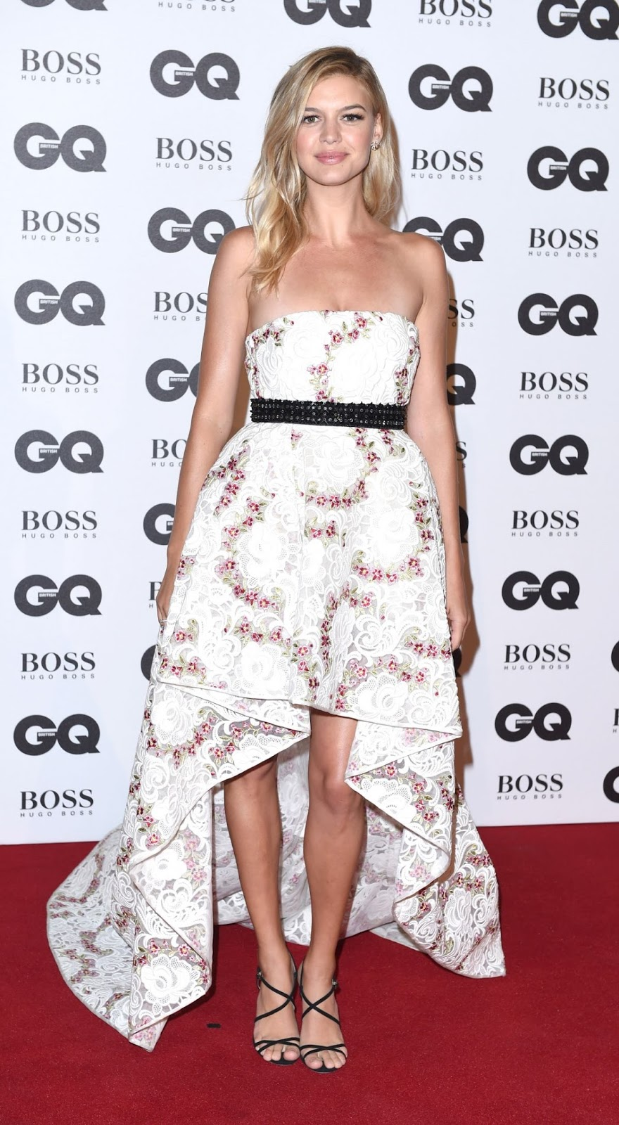 Kelly Rohrbach At Gq Men Of The Year Awards 2016 In London