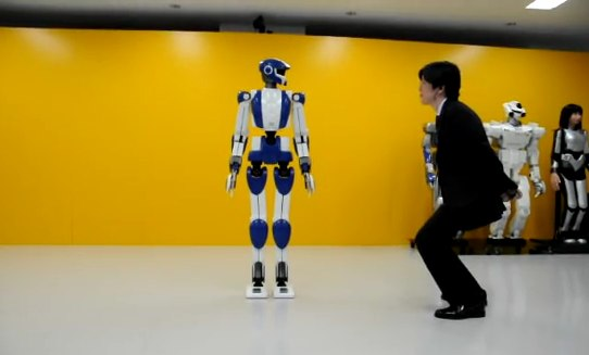 Imagen del Robot HPR-4