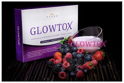 GLOWTOX penyelesaian untuk masalah sembelit dan susah membuang