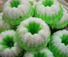 Steamed Coconut Cupcakes Putu Ayu Indonesian Recipes