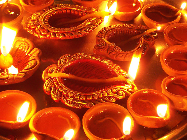 Diwali Light Decoration