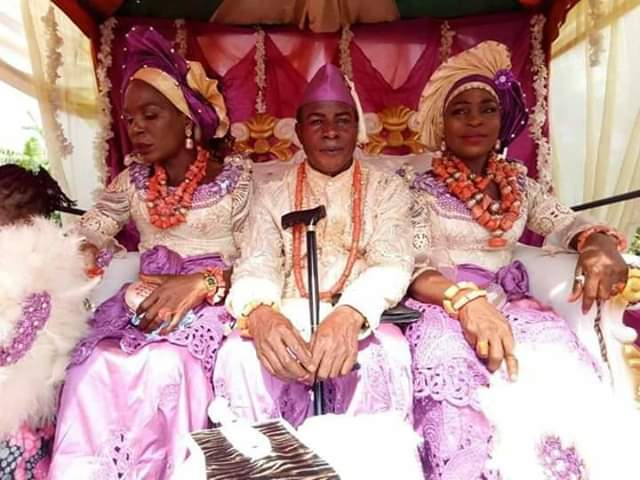 Photos: Four Isoko brothers wed same day, two of them married 2 women each