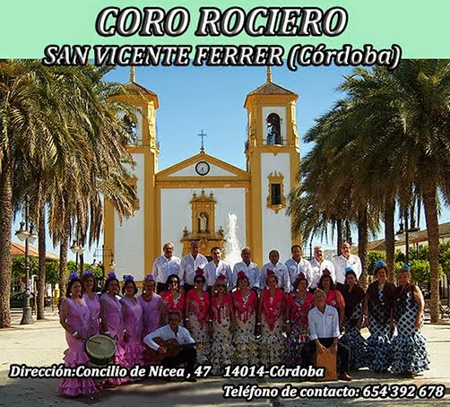 CORO ROCIERO SAN VICENTE FERRER