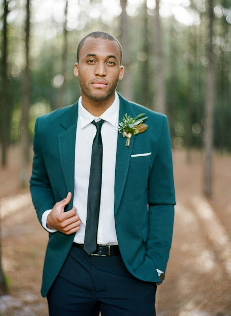 wedding ideas - grooms attire - jewel tone jacket - wedding services in Philadelphia PA - inspiration by K'Mich - wedding ideas blog