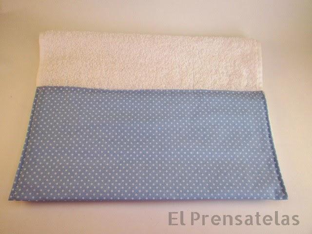 Personalizar toalla de mano