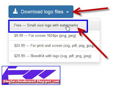 Tutorial Membuat [Mendapatkan] Ribuan Logo Gratis Online Dengan Gampang 1