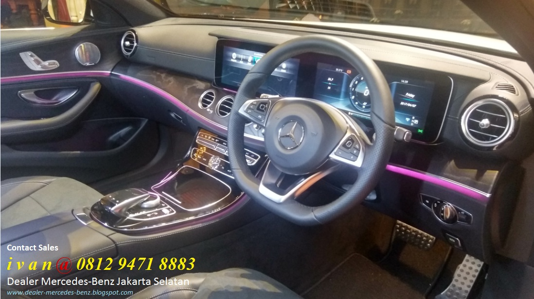 Mercedes benz e class w213 ckd indonesia 2018 dealer for Mercedes benz service b coupons 2017