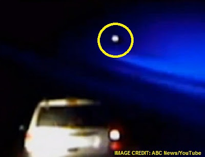 Fireball Over Texas 2-1-2012