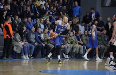 FIBA Europe Cup | Buyukcekmece - Tartu